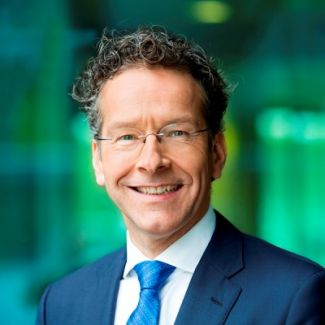 Jeroen Dijsselbloem was Minister of Finance of The Netherlands from 2012 until 2017 and President of the Eurogroup from 2013 until 2018 – elected by the 17 finance ministers of the Eurozone. 